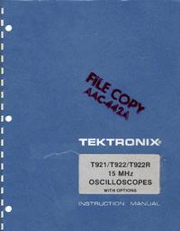 Tektronix T922R