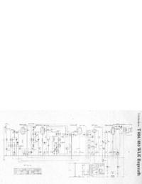 Telefunken 654 WLK Bayreuth