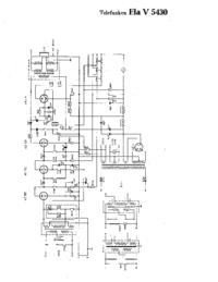 Telefunken Ela V5430