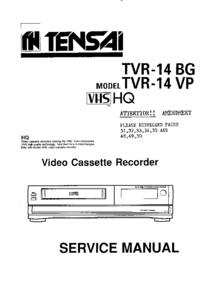 Tensai TVR-14 VP