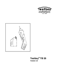 Testboy TB 26