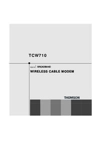 Thomson TCW 710