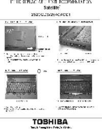 Toshiba Satellite 2540XCDT
