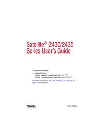 Toshiba Satellite 2430
