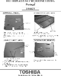 Toshiba Portege 3110CT