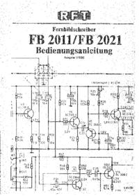 VEBStudiotechnikBerlin FB 2021