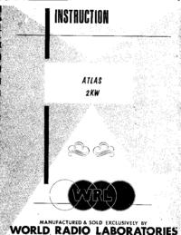 WRL Atlas 2KW