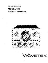 Wavetek 132