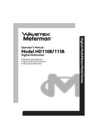 Wavetek HD110B