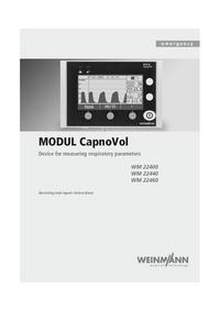 Weinmann MODUL CapnoVol WM 22460