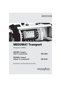 Weinmann MEDUMAT Transport WM28400
