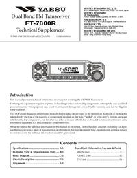 Yaesu FT-7800R