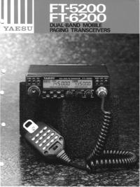 Yaesu FT-6200