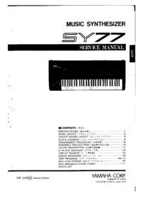 Yamaha SY-77