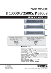 Yamaha P1000S