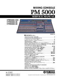 Yamaha PM5000-36
