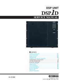 Yamaha DSP1D