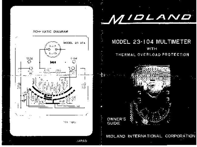Midland International Corporation -- 23-104
